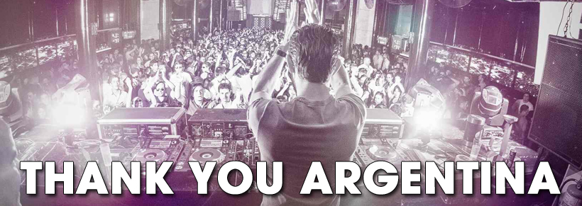 Thank You Argentina