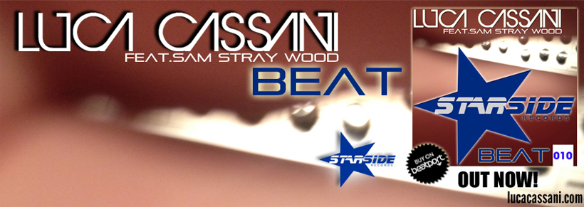 Luca Cassani Feat  Sam Stray Wood – Beat Out now!